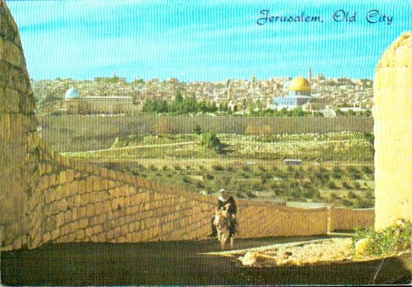 Monde Palestine Jerusalem
