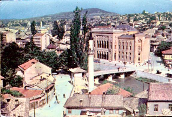 Cartes Postales Anciennes République yougoslave
