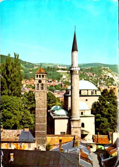 Cartes Postales Anciennes Bosnie et herzégovine