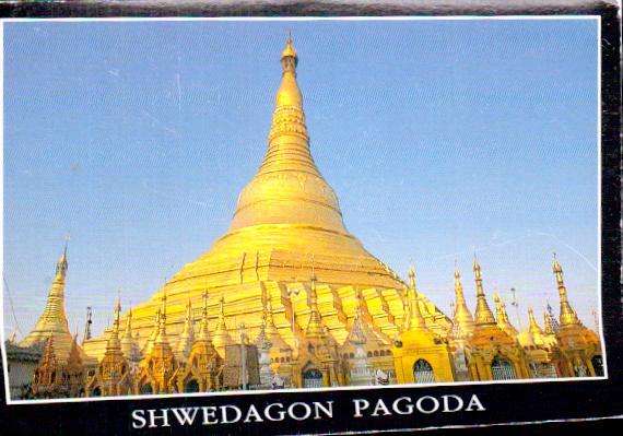 Monde Burma postal stamps