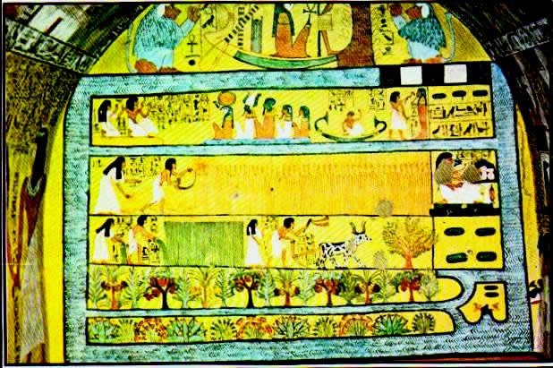 Cartes Postales Anciennes Monde Égypte Louxor