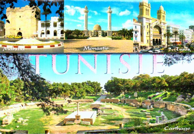 Cartes Postales Anciennes France Monde Tunisie Monastir
