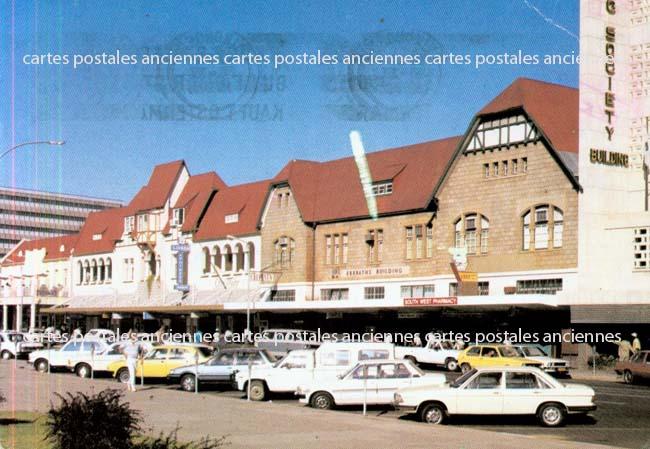 Cartes Postales Anciennes France Monde Namibie