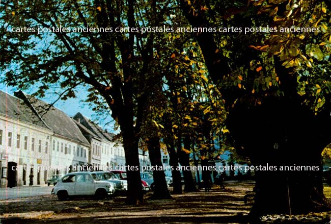 Old postcards yugoslav republic Petrinja