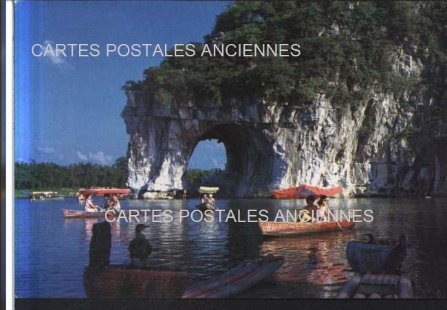 Cartes Postales Anciennes Monde Chili