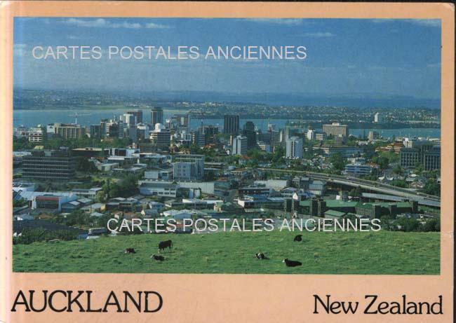 Cartes Postales Anciennes France Monde Nouvelle zélande Auckland