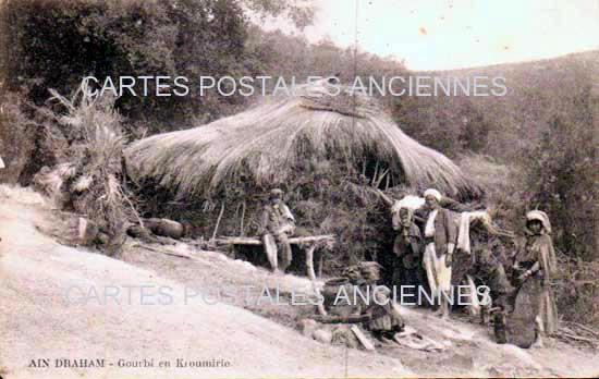 Monde Tunisia Aïn draham