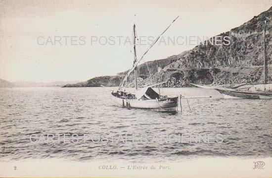 Monde Postal stamps algeria Collo
