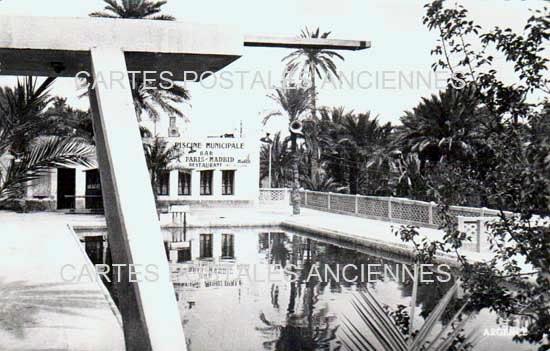 Monde Algérie Colomb béchar