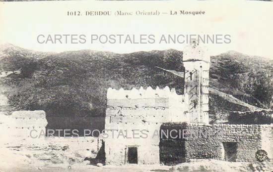 Monde Maroc Debdou