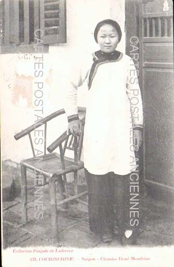 Cartes Postales Anciennes Monde Indochine Cochinchine