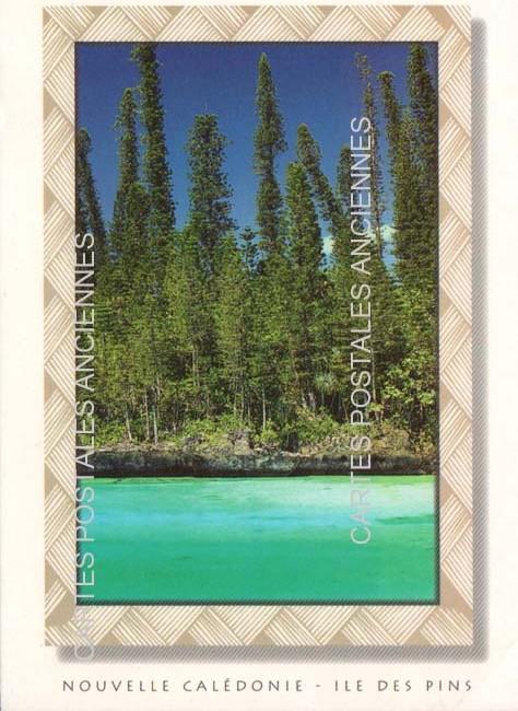 Cartes Postales Anciennes île des pins