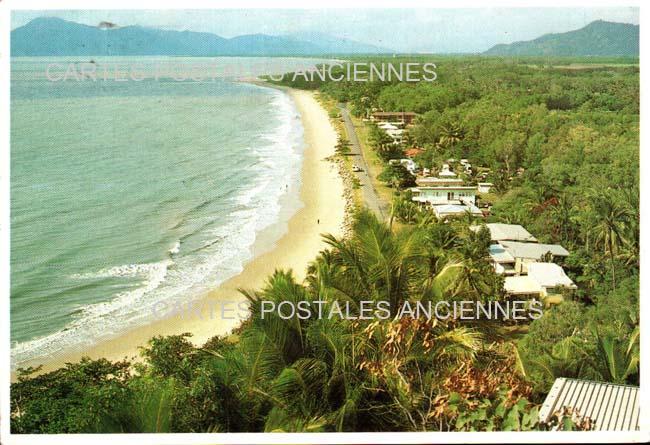 Cartes Postales Anciennes Monde Australie Cairns