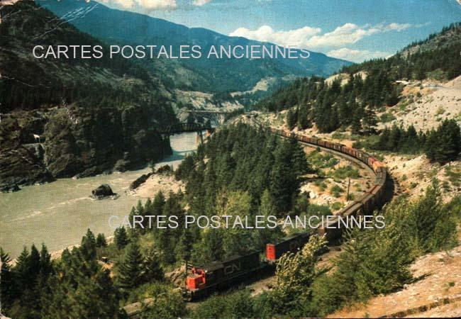 Cartes Postales Anciennes Monde Canada Westwold