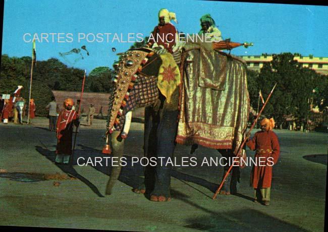 Cartes Postales Anciennes France Monde Inde New delhi
