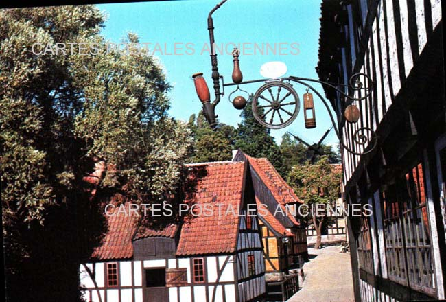 Union européenne Old postcards denmark Arhus