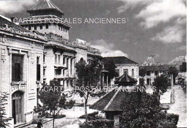Cartes Postales Anciennes Monde Indochine