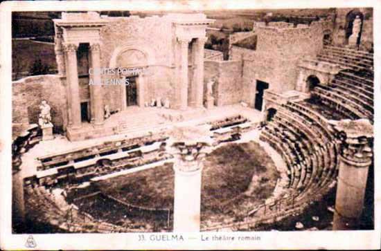 Cartes Postales Anciennes Monde Algérie Guelma