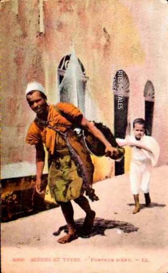 Cartes Postales Anciennes France Monde Algerie Béjaïa