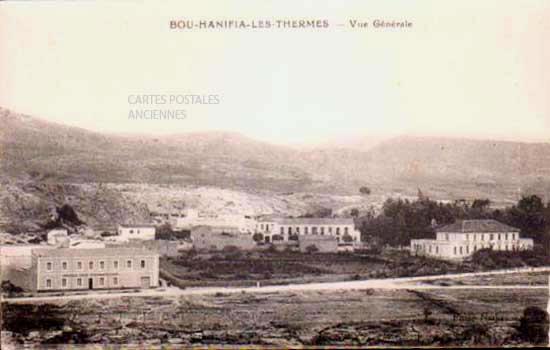 Cartes Postales Anciennes France Monde Algerie Bou hanifia