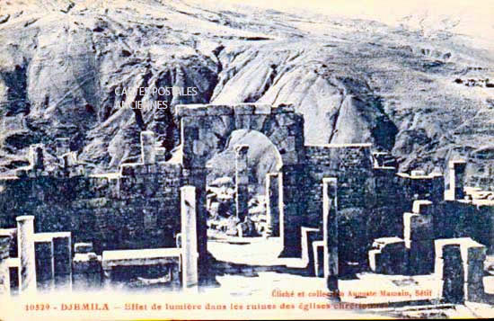 Monde Algérie Djemila