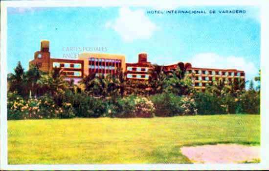 Cartes Postales Anciennes Monde Cuba La havane