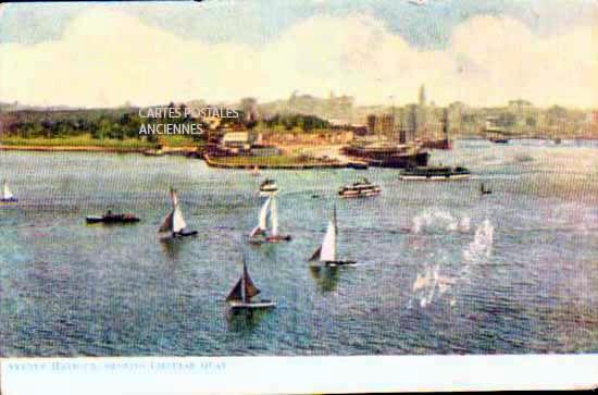Monde Australia postal stamps Sydney
