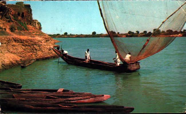 Monde Africa Saint floris