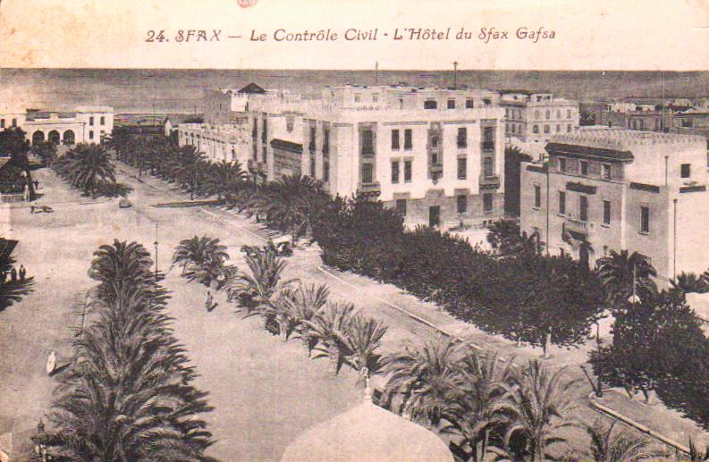 Monde Tunisia Gafsa