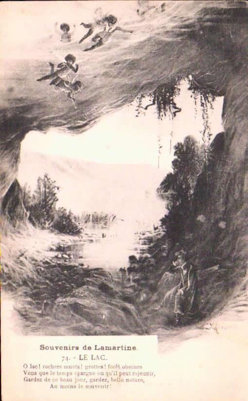 Cartes Postales Anciennes  Aix Les Bains