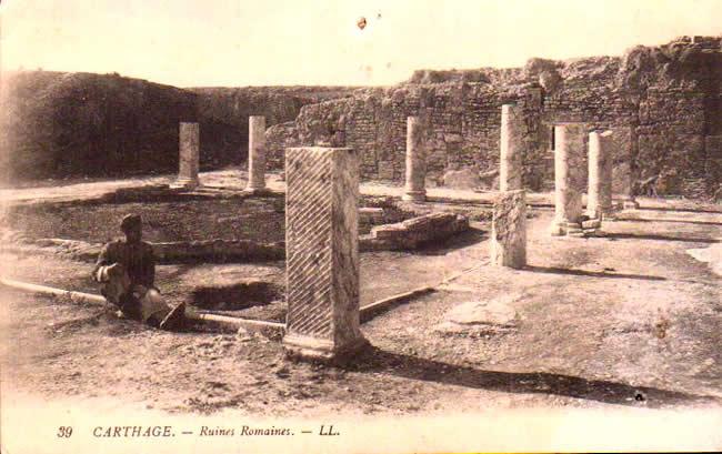 Monde Tunisia Carthage