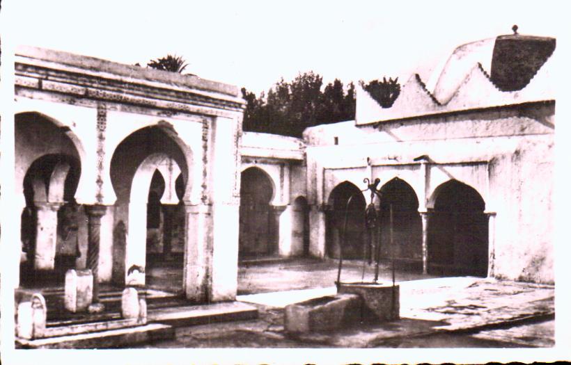 Cartes Postales Anciennes France Monde Algerie Cherchell