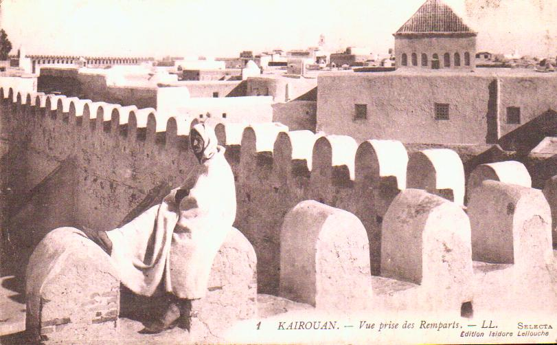 Monde Tunisia Kairouan