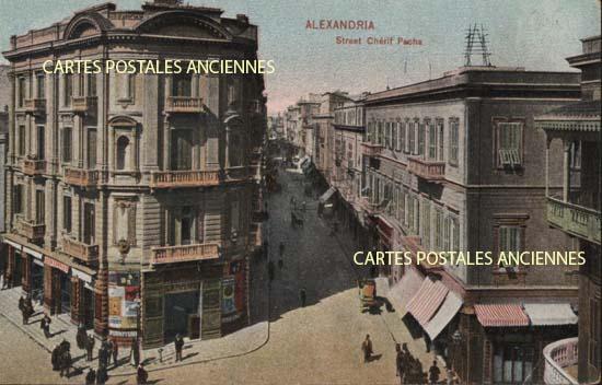 Monde Égypte Alexandrie