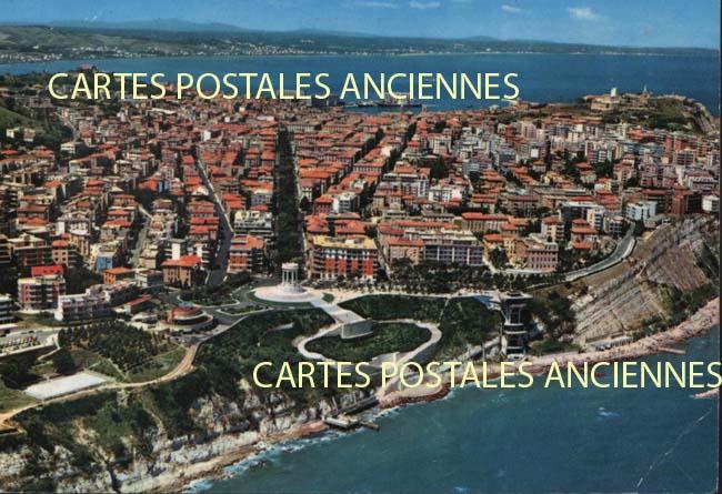 Union européenne Old postcards italy Ancona