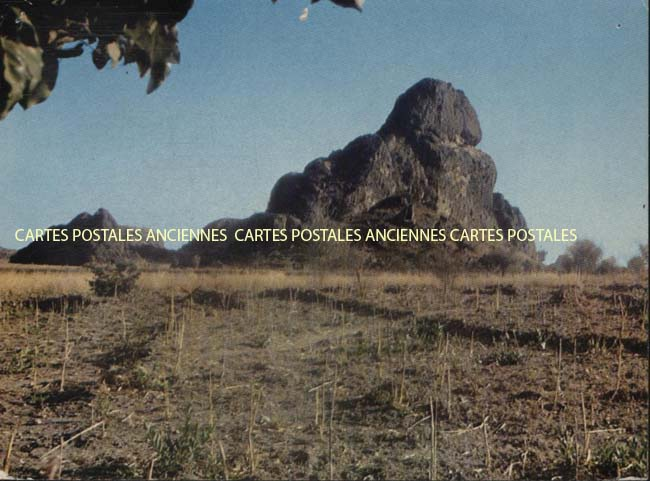 Old Postcards Monde Cameroun.
