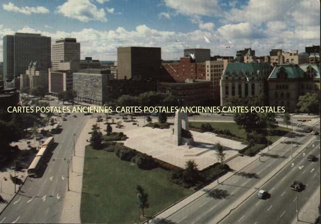 Cartes Postales Anciennes France Monde Canada Ottawa