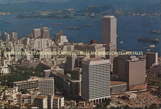 Cartes Postales Anciennes Monde Hong kong