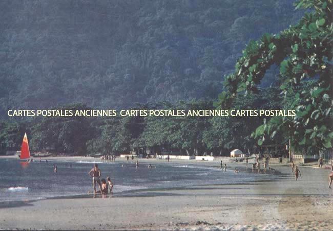 Cartes Postales Anciennes Monde Brésil Ubatuba