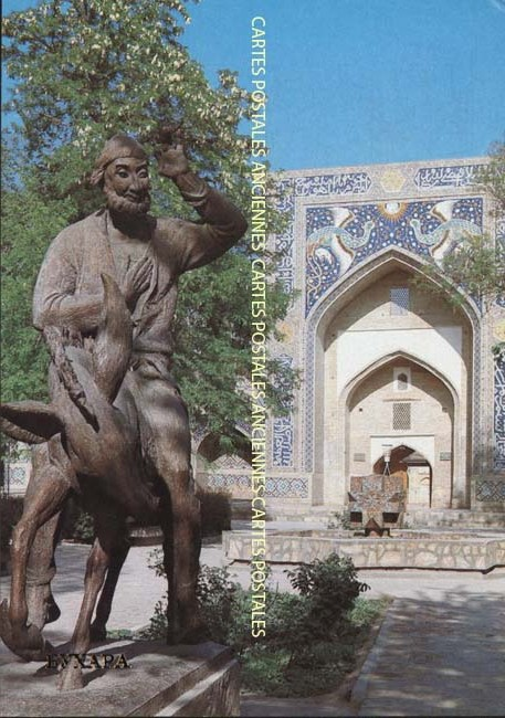 Monde Uzbekistan