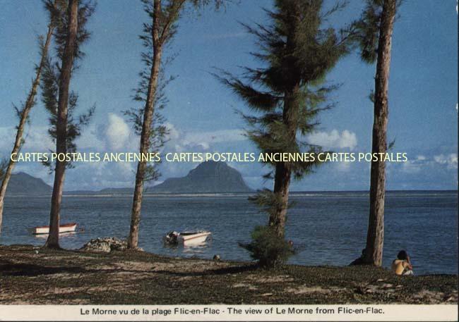 Cartes Postales Anciennes Monde Mauritanie Île maurice