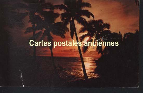 Cartes Postales Anciennes Monde République du panama