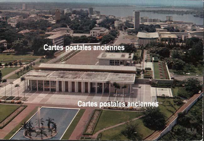 Cartes Postales Anciennes France Monde République de cote d ivoire Abidjan