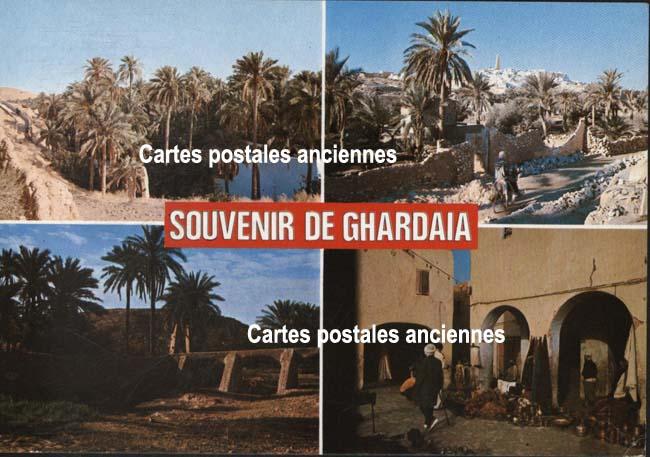Cartes Postales Anciennes Monde Algérie Ghardaia