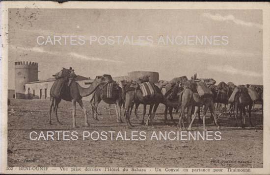 Monde Algérie Beni ounif