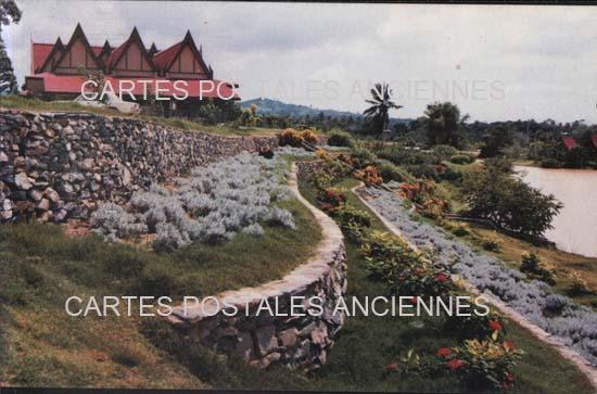 Cartes Postales Anciennes Monde Thailande Pattaya