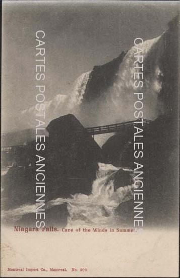 Cartes Postales Anciennes Monde Canada