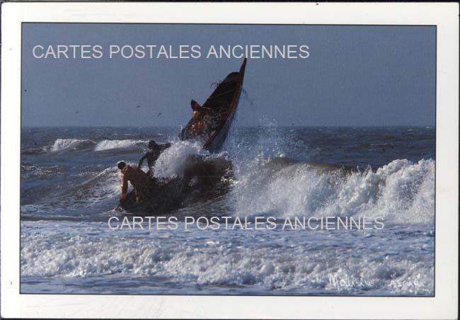 Old postcards world Republic of senegal Kayar
