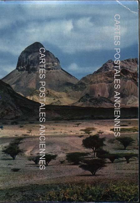 Cartes Postales Anciennes Monde Somalie