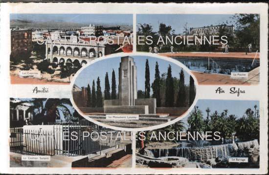 Cartes Postales Anciennes Monde Algérie Aïn sefra